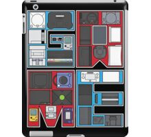 history of video games iPad Case/Skin