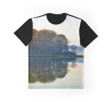 Morning Reflections | Cutchogue, New York Graphic T-Shirt