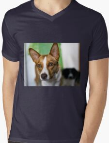 Skyler Mens V-Neck T-Shirt
