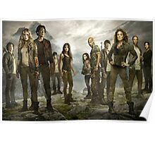 The 100- Cast Poster