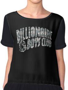Billionaire Boys Club Urban Camo Chiffon Top