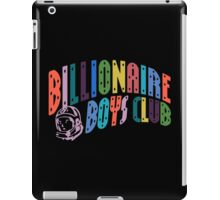 Billionaire Boys Club iPad Case/Skin