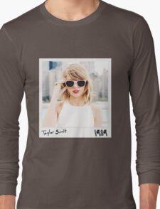 TAYLOR SWIFT Long Sleeve T-Shirt