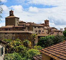 Panicale, Umbria, Italy by Andrew Jones