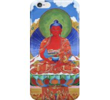 Budda Amitabha iPhone Case/Skin