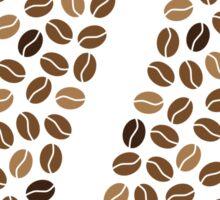coffee bean beans Sticker