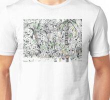 Bolifushi Island Vegetation Unisex T-Shirt