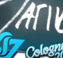 Tarik - cologne 2015 Sticker