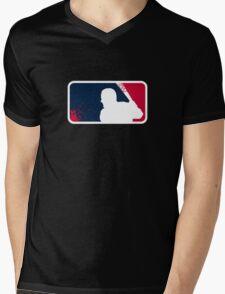 Negan Major League Mens V-Neck T-Shirt