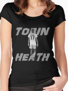 Tobin heath Women's Fitted Scoop T-Shirt