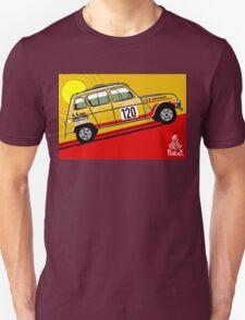 Renault 4 Sinpar 4x4 Unisex T-Shirt