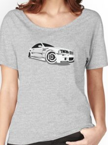 bmw e46 Women's Relaxed Fit T-Shirt