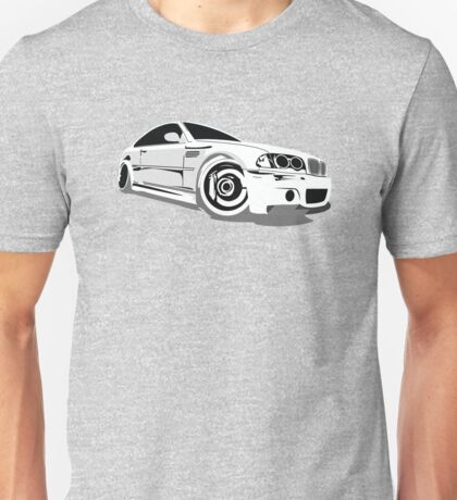 bmw e46 Unisex T-Shirt