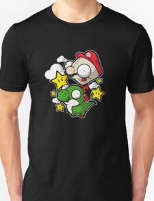 Super Invader Bros Unisex T-Shirt
