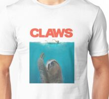 Sloth Claws Unisex T-Shirt