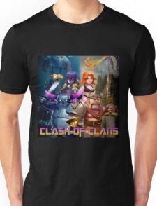 clash of clans movie 2016 nakula Unisex T-Shirt