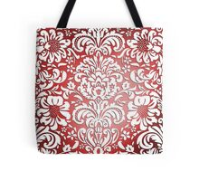 Floral Elegance - Colour Fade Pattern 2 Tote Bag