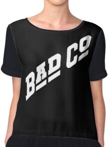 BAD CO COMPANY Chiffon Top