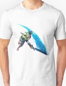 Zelda, link Unisex T-Shirt