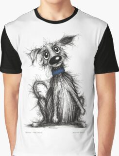 Bisuit the dog Graphic T-Shirt