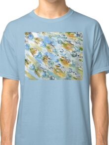 The peacock train 1 Classic T-Shirt