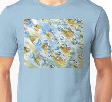 The peacock train 1 Unisex T-Shirt