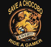 Save a Chocobo Unisex T-Shirt
