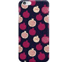Garnet splash iPhone Case/Skin