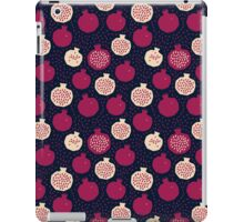 Garnet splash iPad Case/Skin