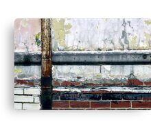 the wailing wall of peel Canvas Print