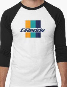 GReedy Men's Baseball ¾ T-Shirt