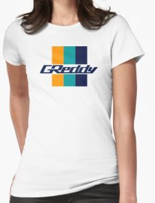 GReedy Womens Fitted T-Shirt