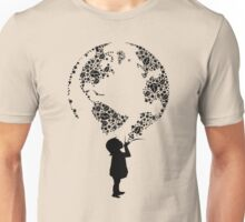 Earth Child (black) Unisex T-Shirt