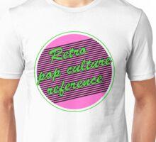 Retro Pop Culture Reference Unisex T-Shirt