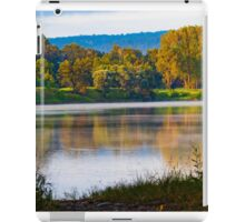 Trees across the water iPad Case/Skin