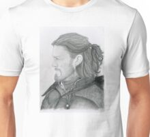 Tom Burke / Athos No 3 (Musketeers S3) Unisex T-Shirt