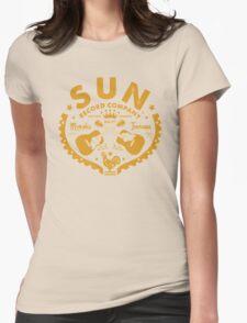 SUN RECORDS COMPANY Womens T-Shirt