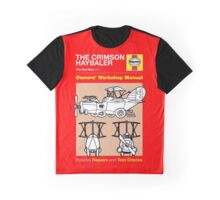 Haynes Manual - Crimson Haybaler - T-shirt Graphic T-Shirt