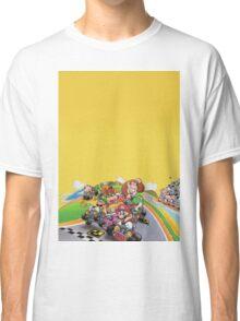 Mario Kart Extended illustration Classic T-Shirt