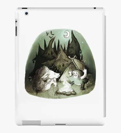 Scary Stories iPad Case/Skin