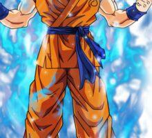 Goku Super Saiyan God  Sticker