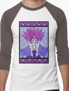 Emperors advisor - stained glass villains Men's Baseball ¾ T-Shirt