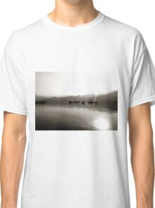 Gulets In Greyscale Classic T-Shirt