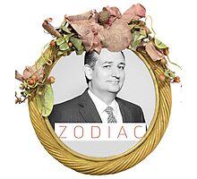 Ted Cruz The Zodiac Killer Photographic Print