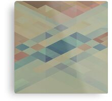 The Clearest Line Metal Print