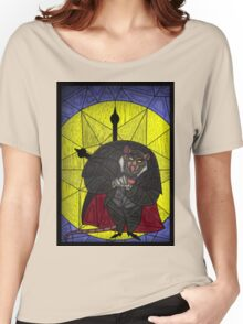 Steal the crown jewels - stained glass villains Women's Relaxed Fit T-Shirt