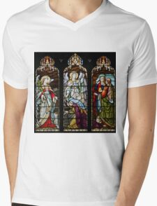 St Giles' Cathedral Mens V-Neck T-Shirt
