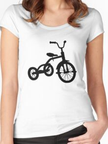 Tricycle Women's Fitted Scoop T-Shirt