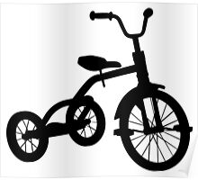 Tricycle Poster