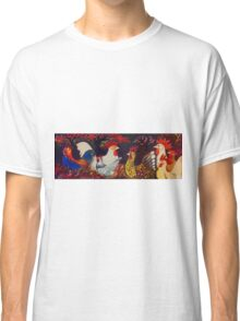 Poultry red Classic T-Shirt